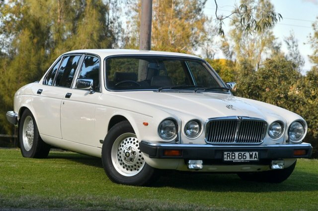Used Jaguar V12 Sovereign, Welshpool, 1986 Jaguar V12 Sovereign Sedan