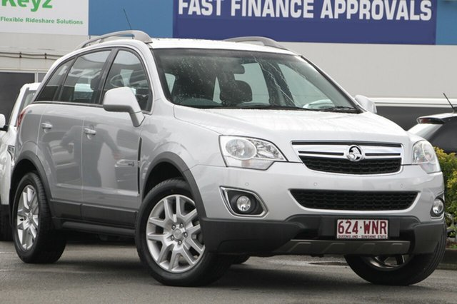 Used Holden Captiva 5 AWD, Toowong, 2012 Holden Captiva 5 AWD Wagon