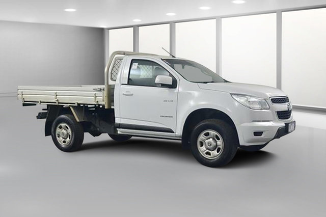 Used Holden Colorado LX (4x2), Altona North, 2014 Holden Colorado LX (4x2) Cab Chassis