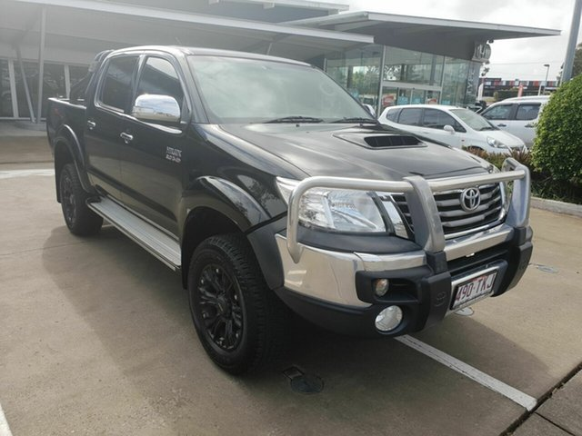 Discounted Used Toyota Hilux SR5 Double Cab, Yamanto, 2013 Toyota Hilux SR5 Double Cab Utility