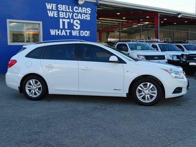 Used Holden Cruze CD Sportwagon, Welshpool, 2013 Holden Cruze CD Sportwagon Wagon