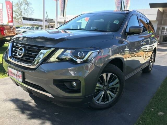 Demonstrator, Demo, Near New Nissan Pathfinder ST-L (4x2), Wangaratta, 2017 Nissan Pathfinder ST-L (4x2) Wagon
