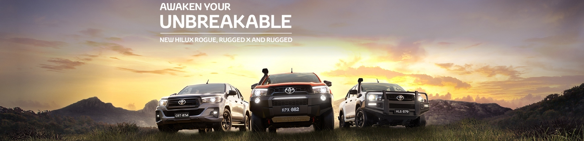 Toyota Hilux Rogue Rugged Rugged X Australia's Best
