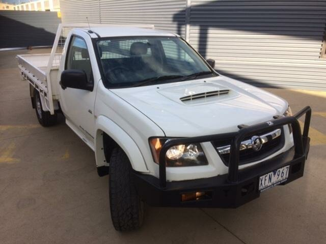 Used Holden Colorado DX (4x4), Wangaratta, 2009 Holden Colorado DX (4x4) Cab Chassis