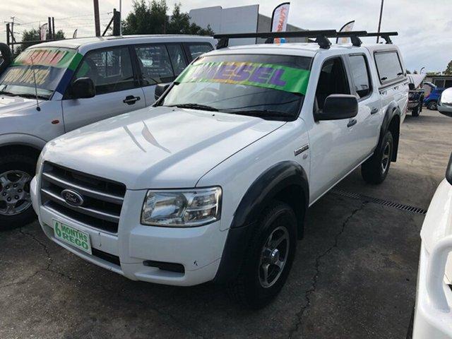 Used Ford Ranger XL (4x2), Clontarf, 2008 Ford Ranger XL (4x2) Dual Cab Pick-up