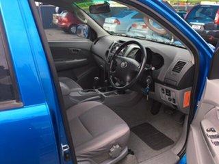 2006 Toyota Hilux SR5 (4x4) Dual Cab Pick-up.