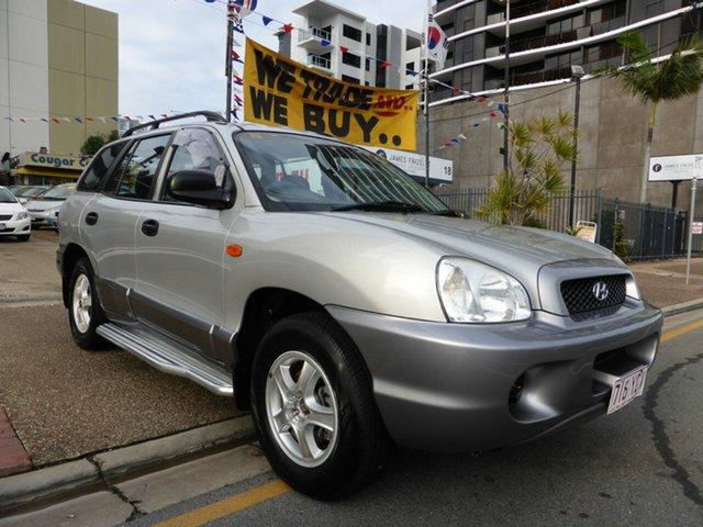 Used Hyundai Santa Fe GL (4x4), Southport, 2001 Hyundai Santa Fe GL (4x4) Wagon