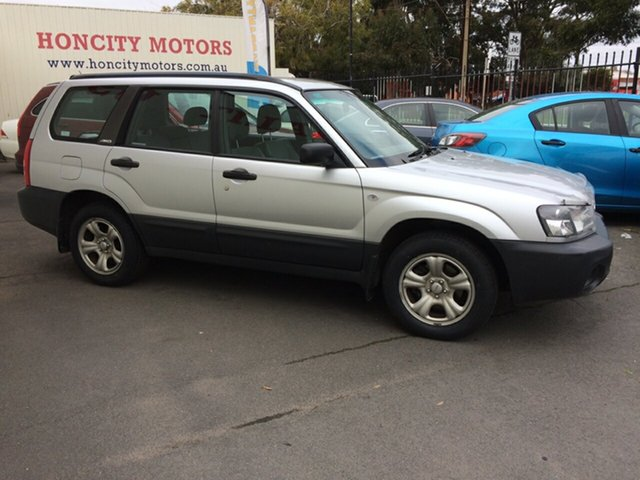Used Subaru Forester X, West Croydon, 2004 Subaru Forester X Wagon