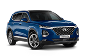 New Hyundai Santa Fe, Central Highlands Hyundai, Emerald