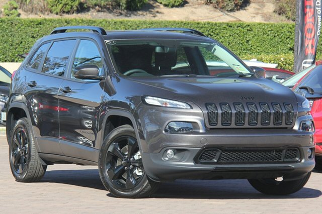 Discounted Demonstrator, Demo, Near New Jeep Cherokee Night Eagle, Southport, 2017 Jeep Cherokee Night Eagle SUV