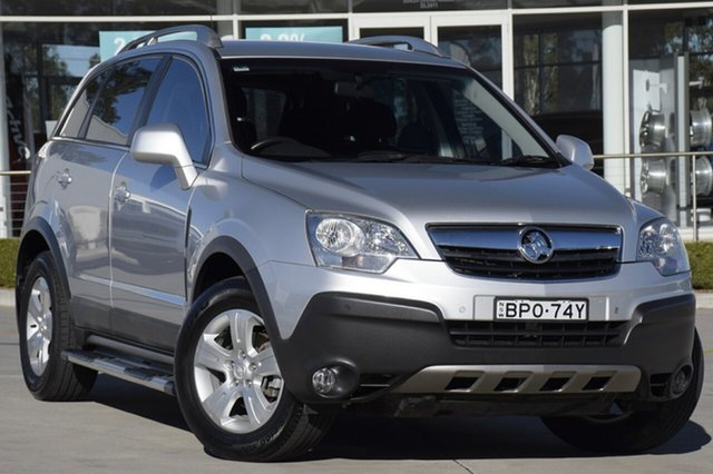 Used Holden Captiva 5 AWD, Narellan, 2010 Holden Captiva 5 AWD SUV