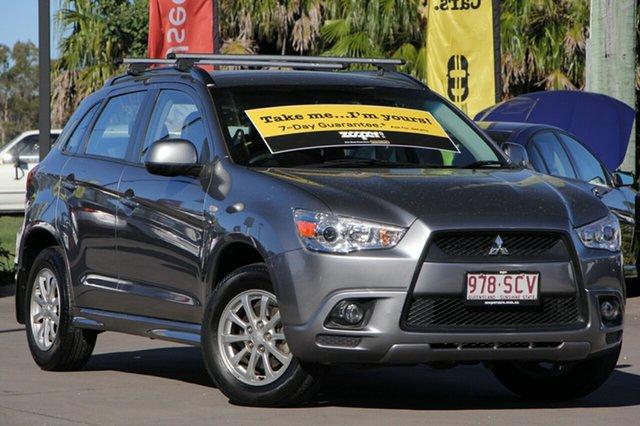 Used Mitsubishi ASX Platinum 2WD, Caloundra, 2011 Mitsubishi ASX Platinum 2WD Wagon