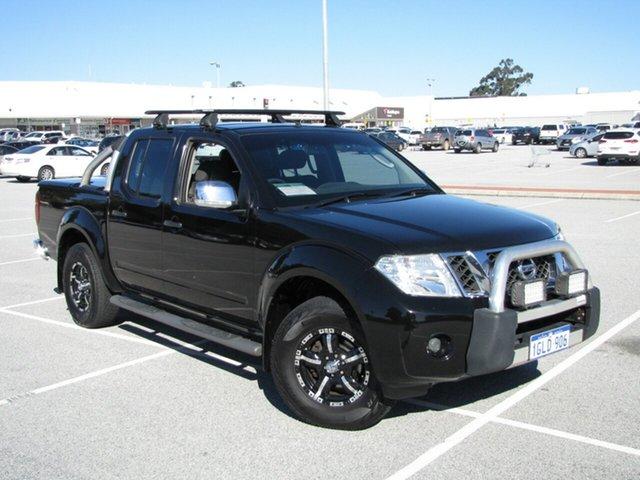 Used Nissan Navara ST-X, Maddington, 2010 Nissan Navara ST-X Utility