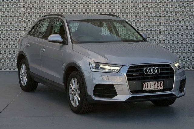 Demonstrator, Demo, Near New Audi Q3, Southport, 2018 Audi Q3 Wagon