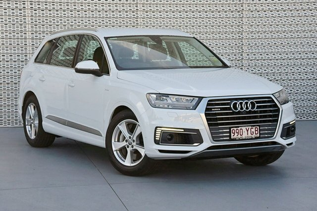 Demonstrator, Demo, Near New Audi Q7, Southport, 2018 Audi Q7 Wagon