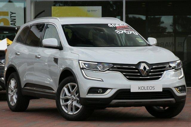 Discounted Demonstrator, Demo, Near New Renault Koleos Zen X-tronic, Southport, 2018 Renault Koleos Zen X-tronic SUV