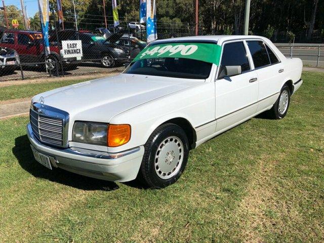 Used Mercedes-Benz 300 SE, Clontarf, 1990 Mercedes-Benz 300 SE Sedan