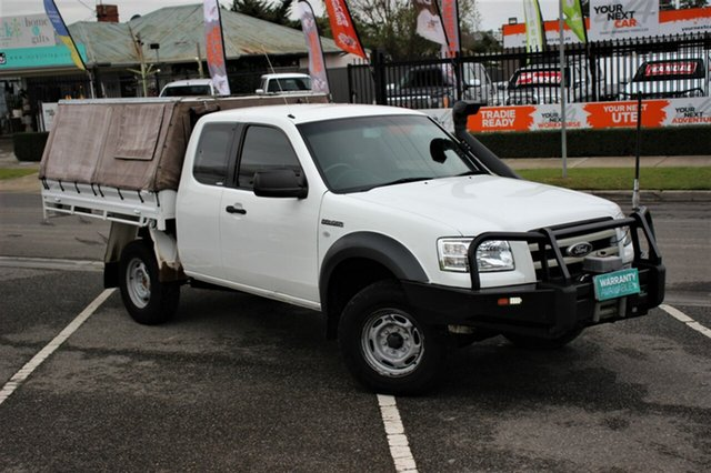 Used Ford Ranger XL Super Cab, Officer, 2008 Ford Ranger XL Super Cab Utility