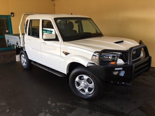 New Mahindra Pik-Up 4WD, Toowoomba, 2018 Mahindra Pik-Up 4WD Dual Cab Chassis