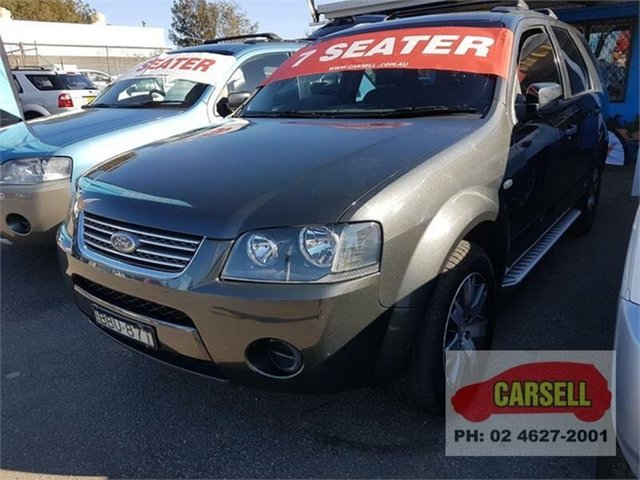 Used Ford Territory SR, Campbelltown, 2007 Ford Territory SR Wagon