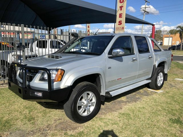 Used Holden Colorado LT-R (4x4), Toowoomba, 2011 Holden Colorado LT-R (4x4) Crew Cab Pickup