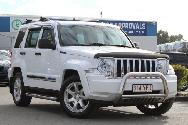Used Jeep Cherokee Limited, Bowen Hills, 2011 Jeep Cherokee Limited Wagon