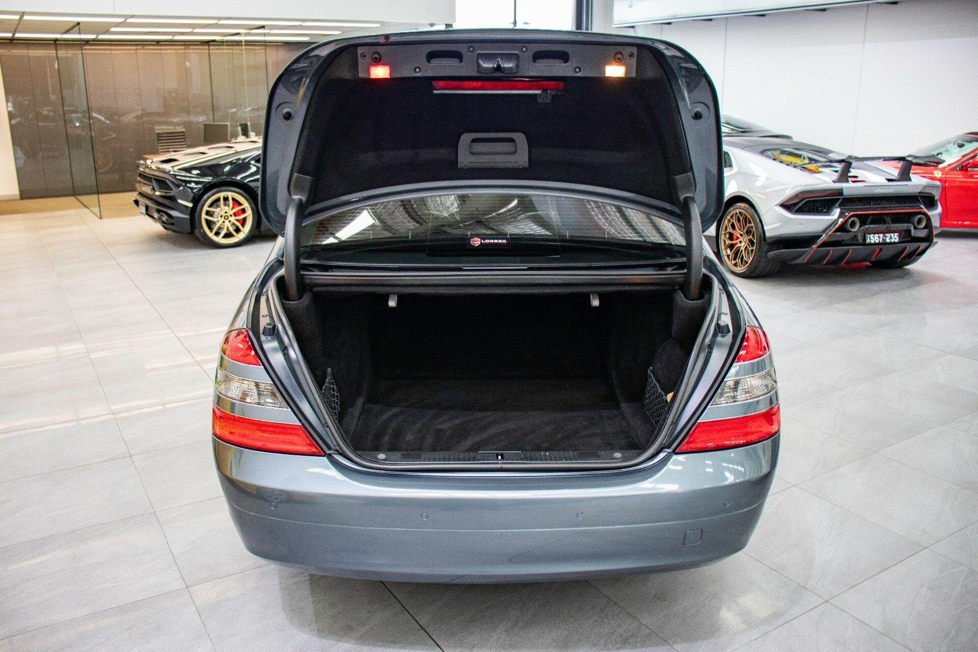 2006 Mercedes-benz S350  221