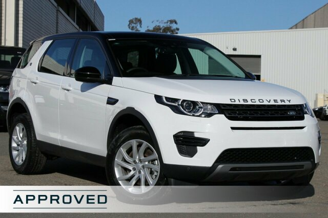 Discounted Demonstrator, Demo, Near New Land Rover Discovery Sport SD4 (177KW) SE 5 Seat, Concord, 2018 Land Rover Discovery Sport SD4 (177KW) SE 5 Seat Wagon