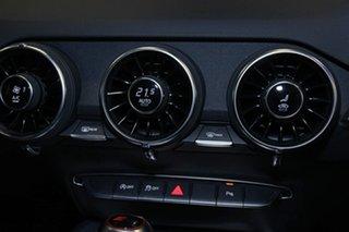 2017 Audi TT RS Quattro Coupe.