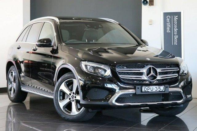 Used Mercedes-Benz GLC220 d 9G-TRONIC 4MATIC, Southport, 2017 Mercedes-Benz GLC220 d 9G-TRONIC 4MATIC Wagon