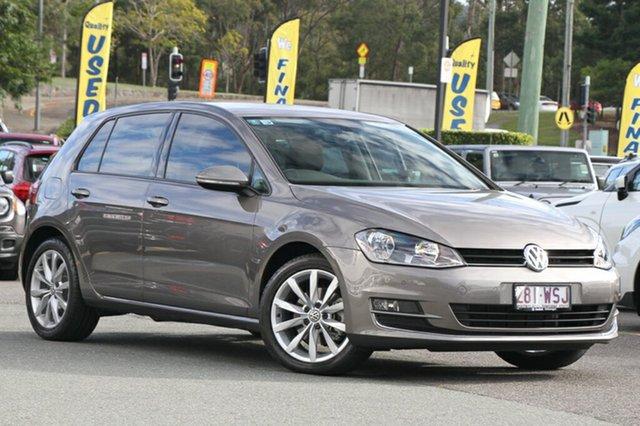 Used Volkswagen Golf 110TSI DSG Highline, Moorooka, Brisbane, 2016 Volkswagen Golf 110TSI DSG Highline Hatchback