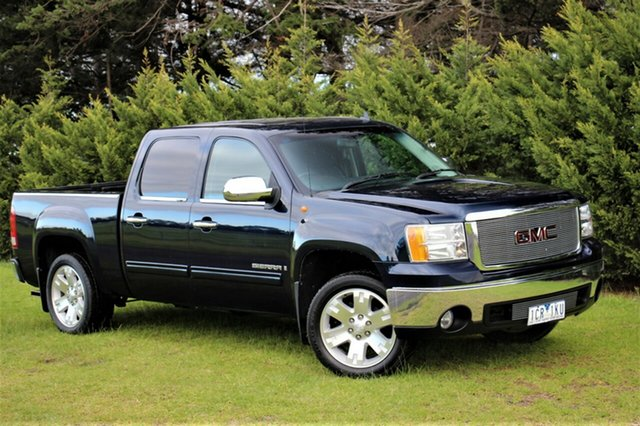 Used GMC Sierra 1500, Officer, 2007 GMC Sierra 1500 Dual Cab
