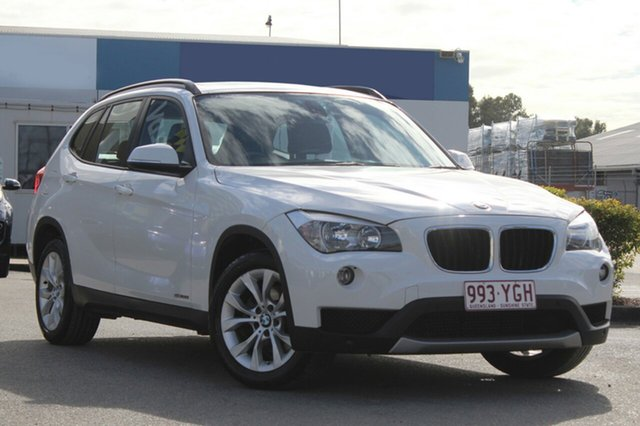 Used BMW X1 sDrive20i Steptronic, Bowen Hills, 2012 BMW X1 sDrive20i Steptronic Wagon