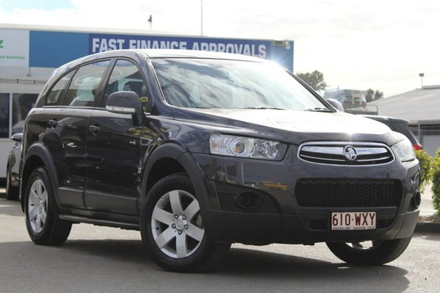 Used Holden Captiva 7 SX, Bowen Hills, 2012 Holden Captiva 7 SX Wagon