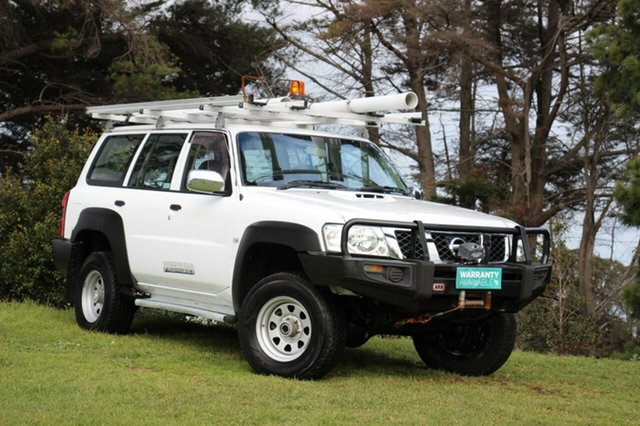 Used Nissan Patrol DX, Officer, 2009 Nissan Patrol DX Wagon