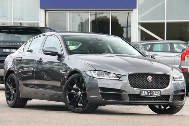 Demonstrator, Demo, Near New Jaguar XE 25T Prestige, Malvern, 2018 Jaguar XE 25T Prestige Sedan