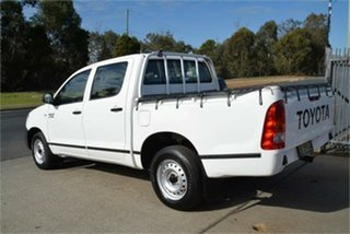 2010 Toyota Hilux Workmate Utility.
