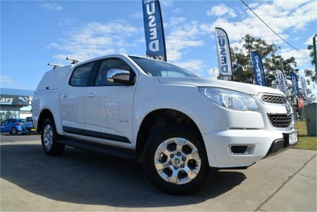 Used Holden Colorado LTZ, Mulgrave, 2012 Holden Colorado LTZ Utility