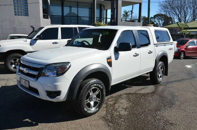 Used Ford Ranger XL (4x4), Toowoomba, 2011 Ford Ranger XL (4x4) Dual Cab Pick-up