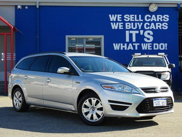 Discounted Used Ford Mondeo LX PwrShift TDCi, Welshpool, 2013 Ford Mondeo LX PwrShift TDCi Wagon