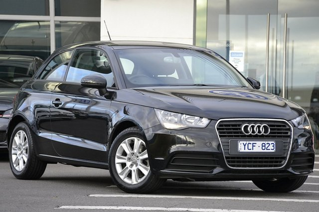 Used Audi A1 Attraction S tronic, Clayton, 2010 Audi A1 Attraction S tronic Hatchback
