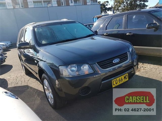 Used Ford Territory TX, Campbelltown, 2006 Ford Territory TX Wagon
