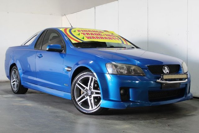 Used Holden Commodore SV6, Underwood, 2009 Holden Commodore SV6 Utility