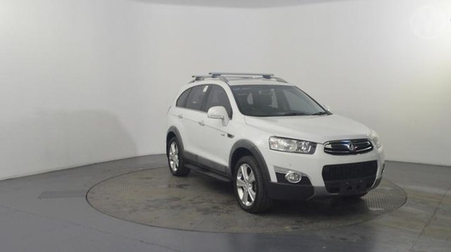 Used Holden Captiva 7 LX (4x4), Altona North, 2012 Holden Captiva 7 LX (4x4) Wagon