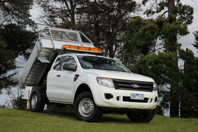 Used Ford Ranger XL Super Cab 4x2 Hi-Rider, Officer, 2012 Ford Ranger XL Super Cab 4x2 Hi-Rider Cab Chassis