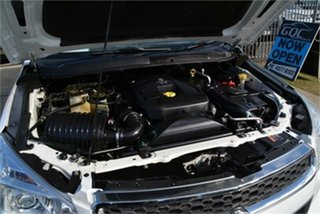 2012 Holden Colorado LTZ Utility.