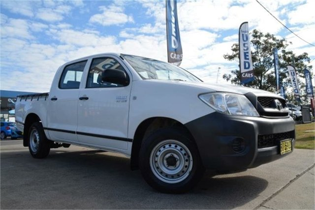 Used Toyota Hilux Workmate, Mulgrave, 2010 Toyota Hilux Workmate Utility