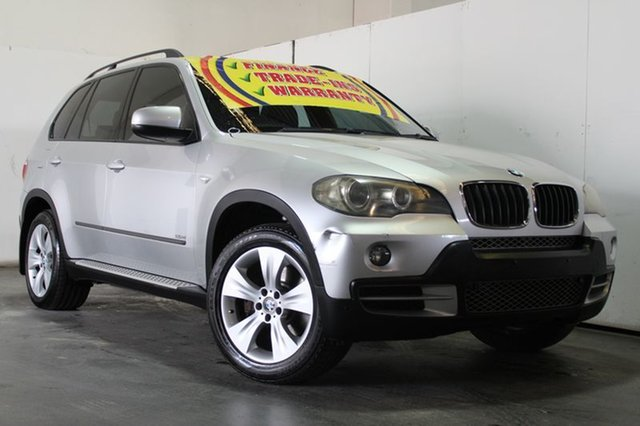 Used BMW X5 d Steptronic Executive, Underwood, 2007 BMW X5 d Steptronic Executive Wagon