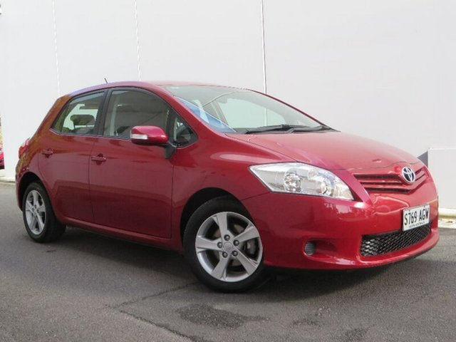 Used Toyota Corolla Ascent, Reynella, 2010 Toyota Corolla Ascent Hatchback