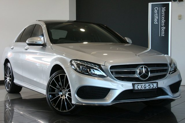 Used Mercedes-Benz C300 BlueTEC 7G-Tronic + HYBRID, Mosman, 2014 Mercedes-Benz C300 BlueTEC 7G-Tronic + HYBRID Sedan